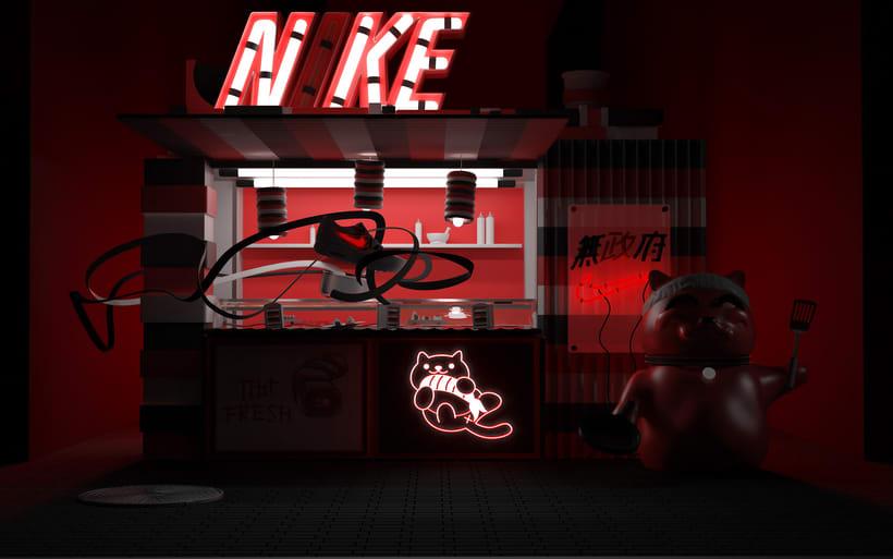 Nike Street Food 0
