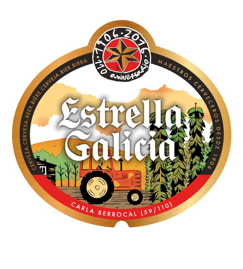 Estrella Galicia 0