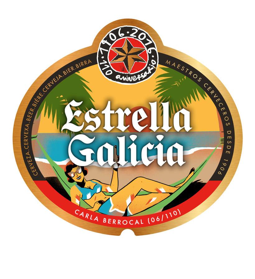 Estrella Galicia 1