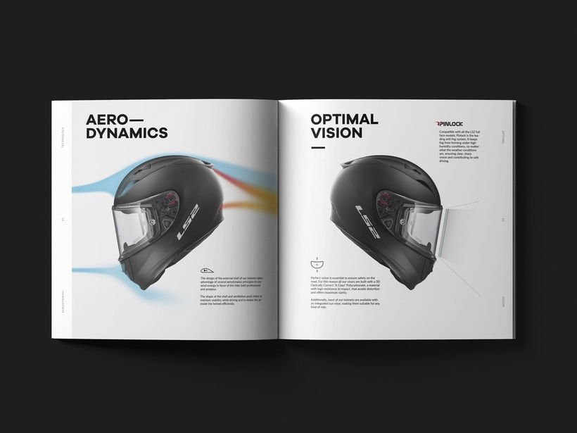 Catálogo 2017 — LS2 Helmets 2