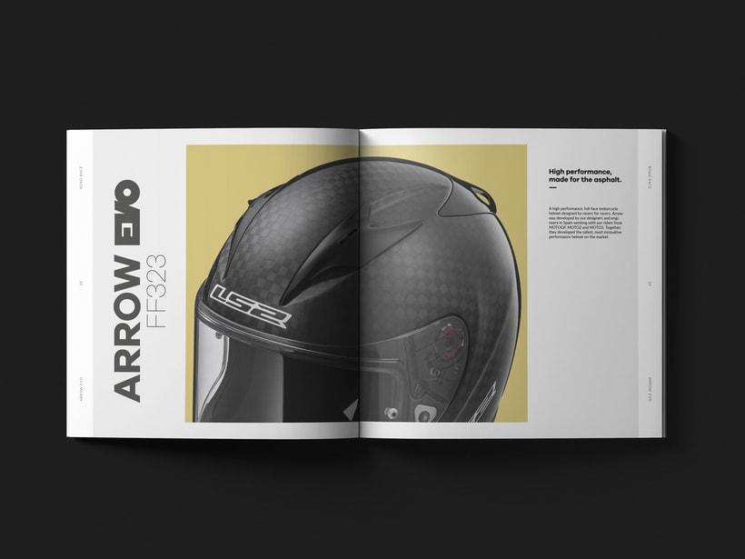 Catálogo 2017 — LS2 Helmets 4