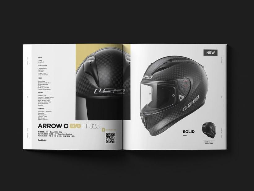 Catálogo 2017 — LS2 Helmets 5