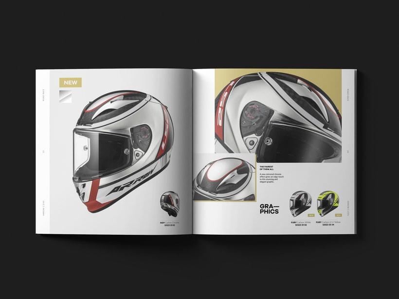 Catálogo 2017 — LS2 Helmets 6