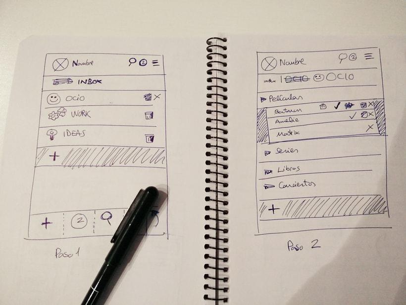 App Prototipo | UX/UI 3
