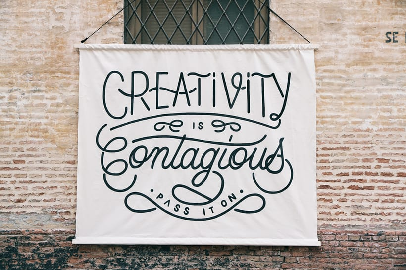 Creativity is contagious 6
