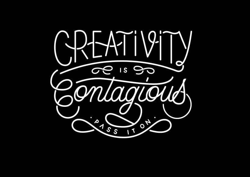 Creativity is contagious 3