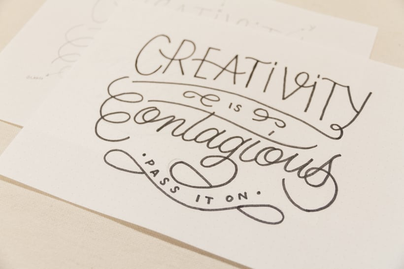 Creativity is contagious 2