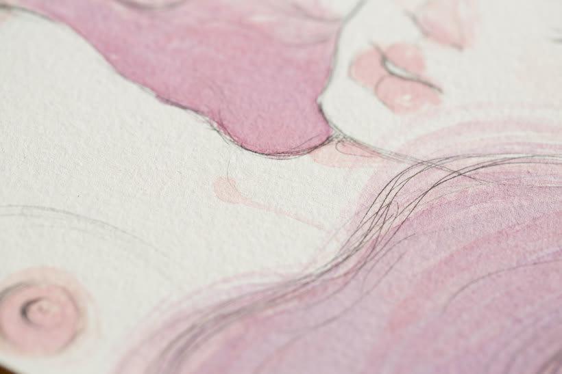 La belleza bajo el lápiz de Violeta Hernández 10