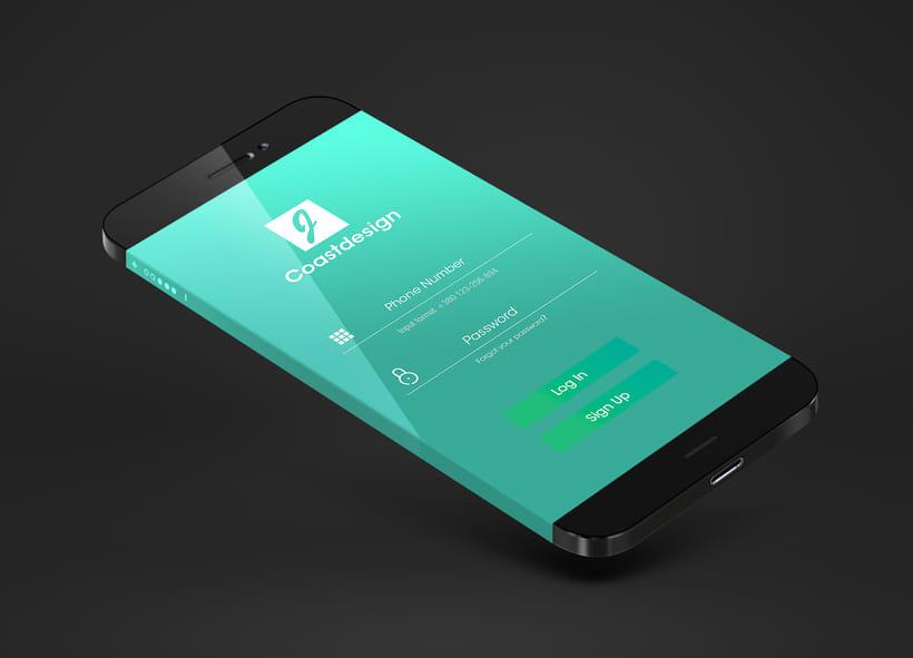 App design -1
