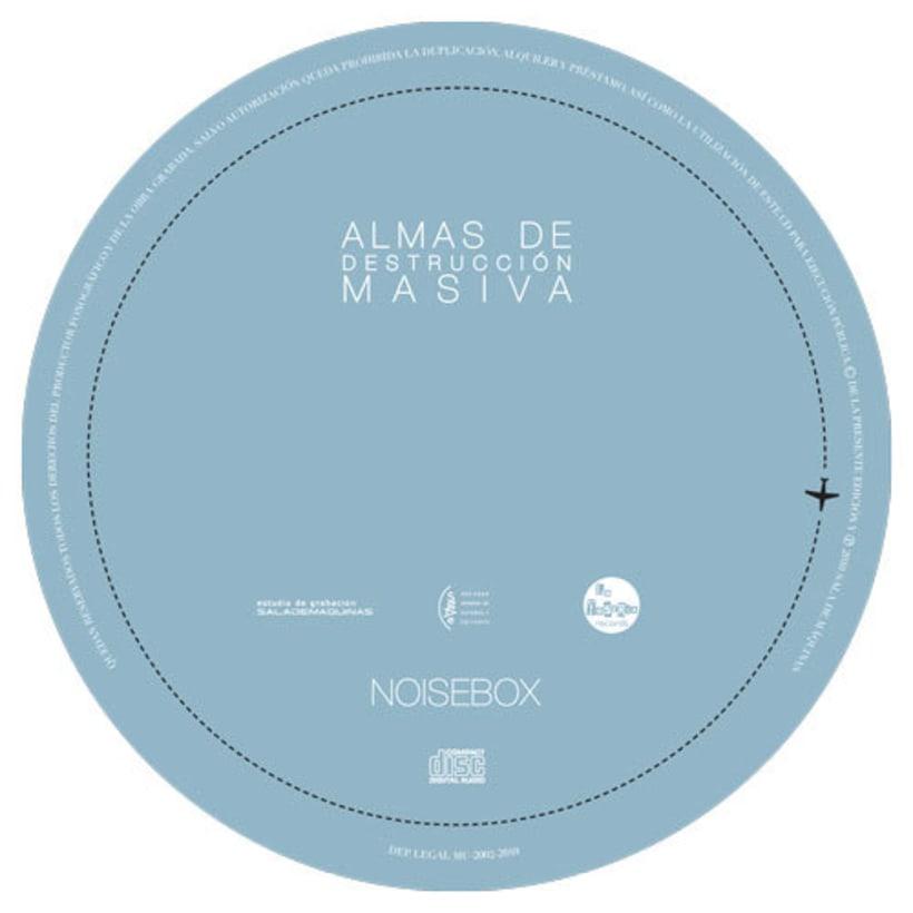 Noise Box: Almas de Destrucción Masiva  2