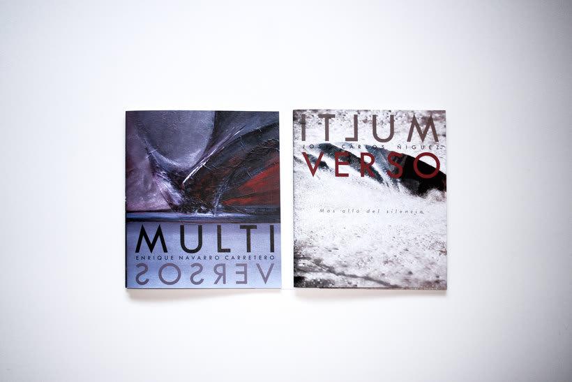Multiverso, catálogo para exposición conjunta 2