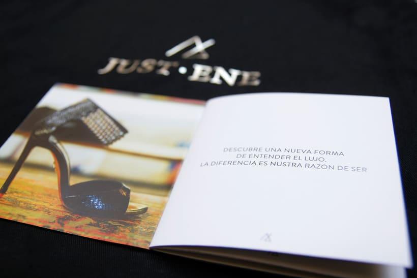 Just-Ene - Branding 3