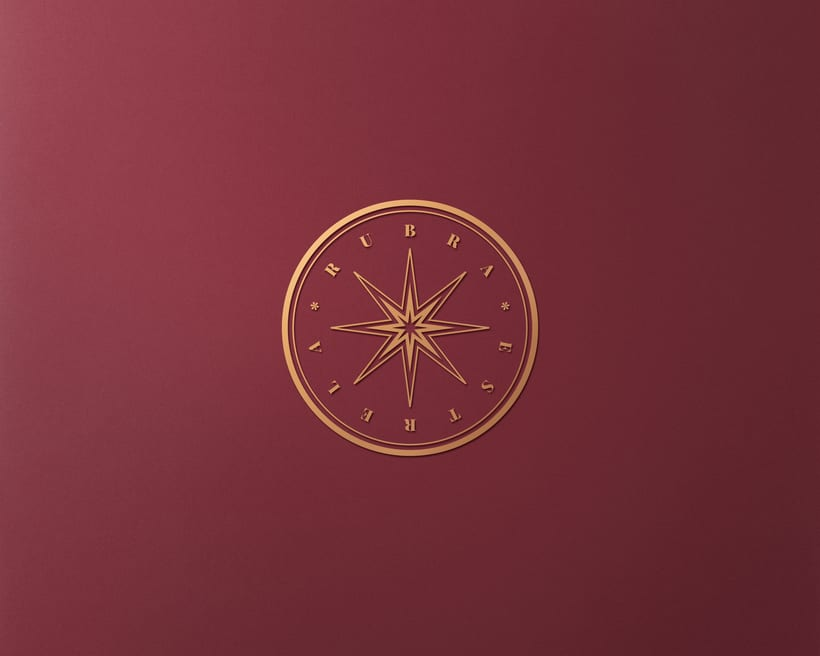Rubra Estrela - Identity 1