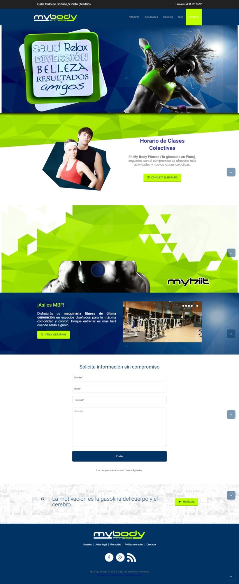 Web Wordpress -1