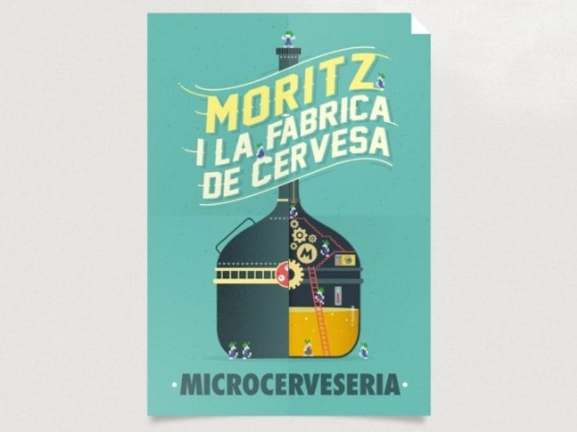 Copywriting Posters Moritz 13