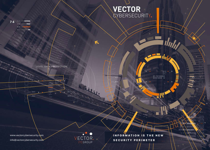 Branding Vector Cybersecurity 0