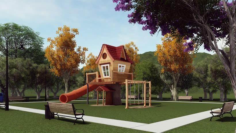 3D Park 0
