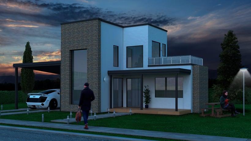 House 3D -1