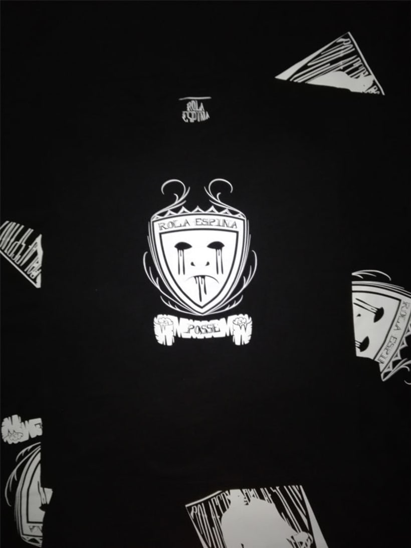 Rola Espina Camisetas 0