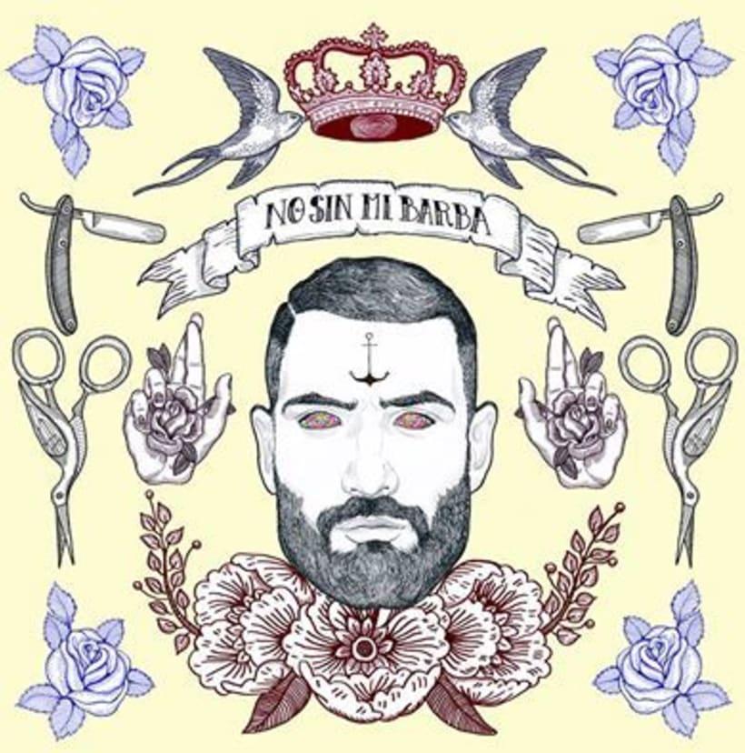 Imagen promo para No sin mi barba  -1