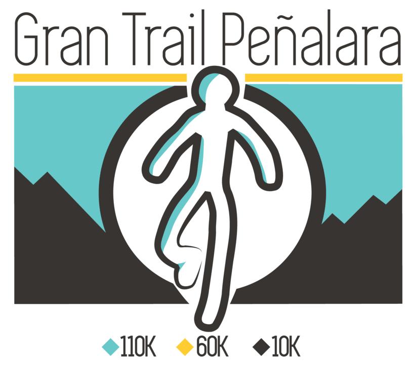 Actualización de la imagen gráfica del Gran Trail Peñalara, prueba de la Spain Ultra Cup.  1