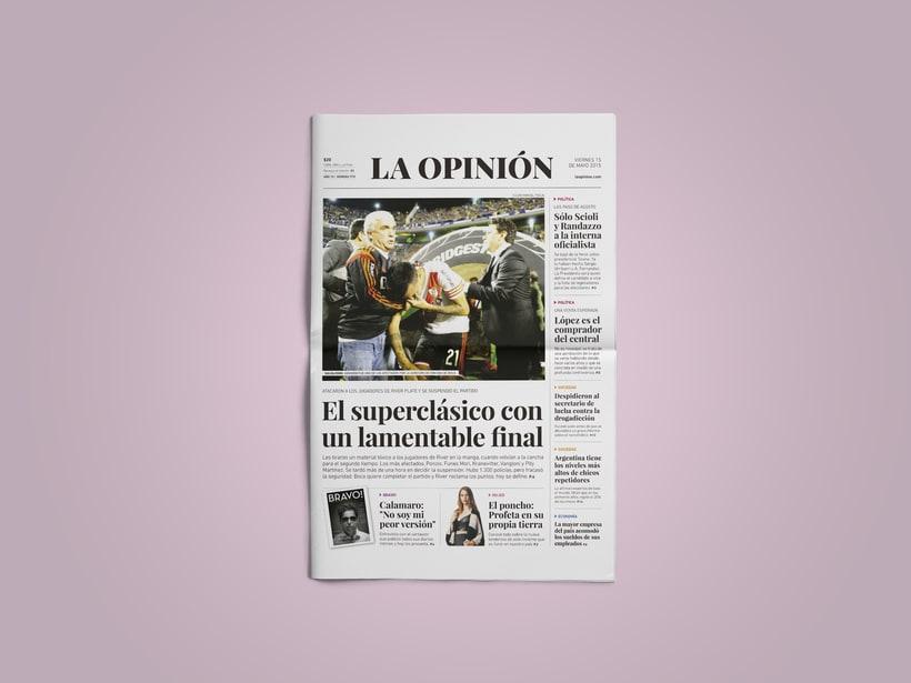 Diario La Opinión 1
