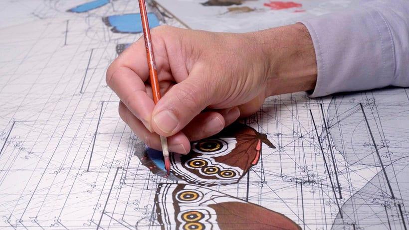Rafael Araujo, ilustraciones matemáticamente perfectas 3