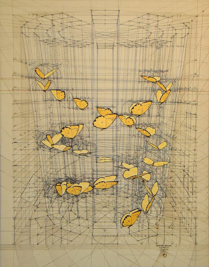 Rafael Araujo, ilustraciones matemáticamente perfectas 7