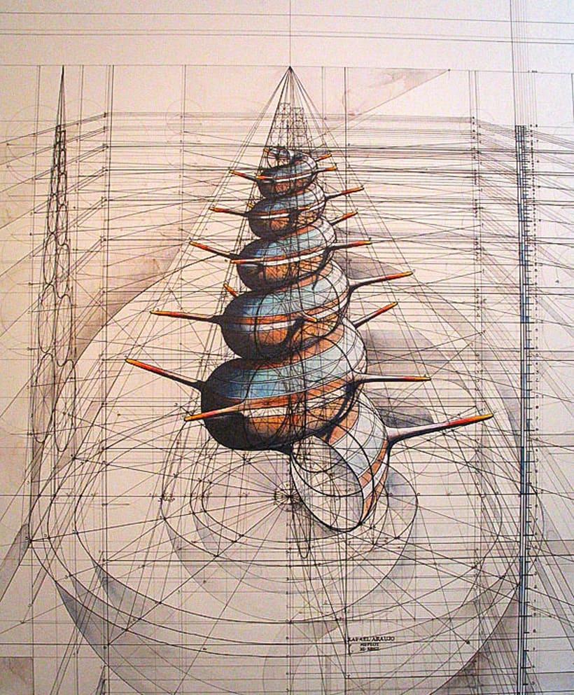 Rafael Araujo, ilustraciones matemáticamente perfectas 11