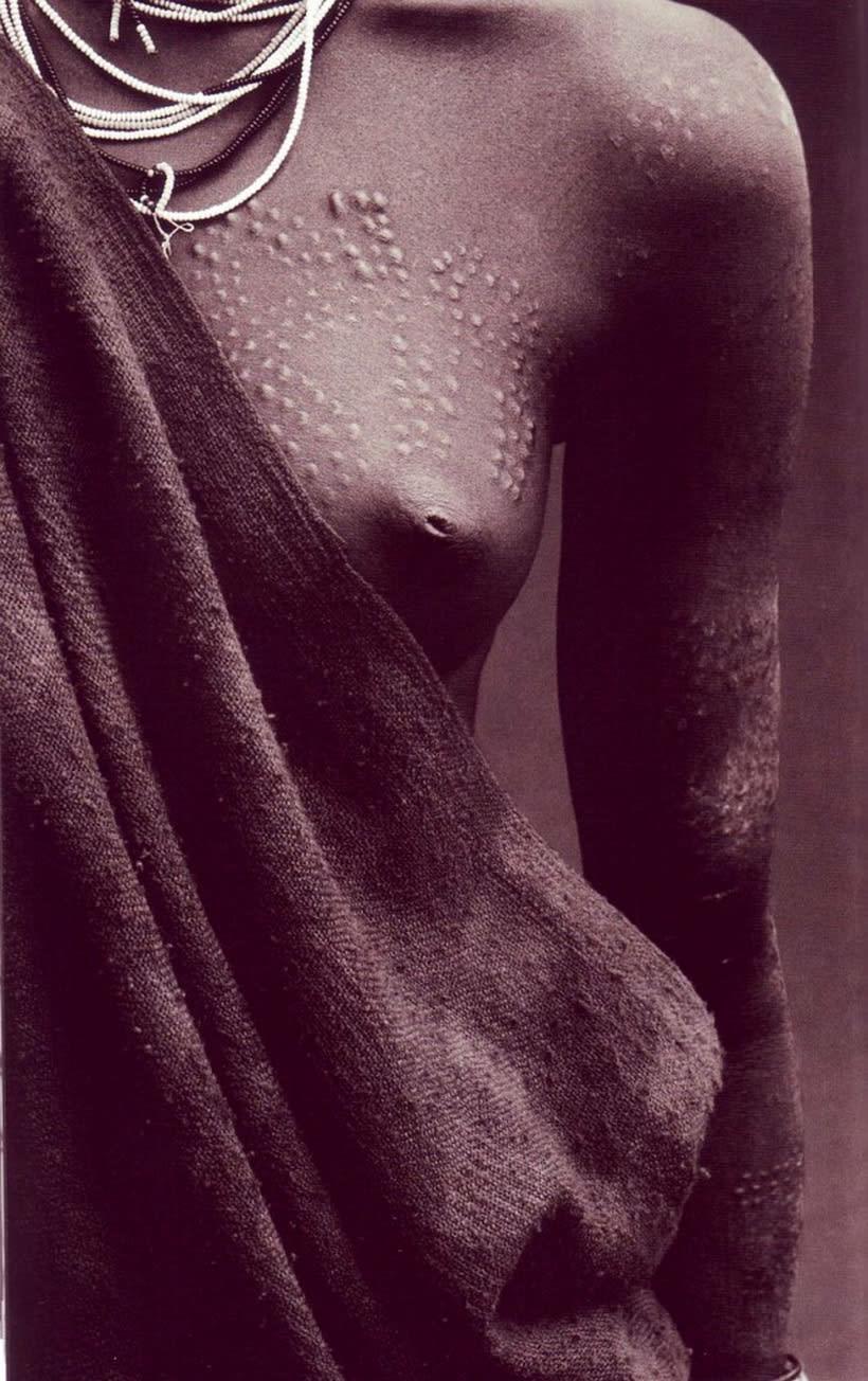 Isabel Muñoz: fotografiando la belleza del cuerpo 5