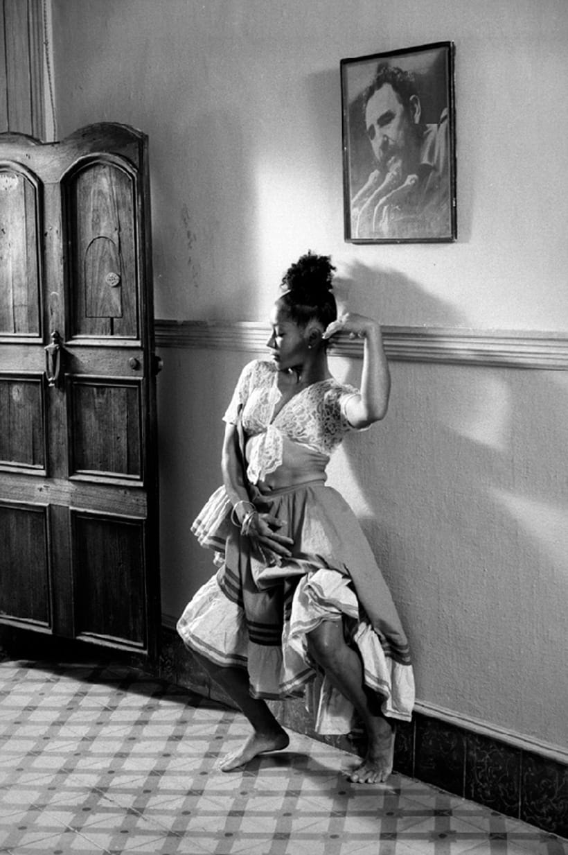 Isabel Muñoz: fotografiando la belleza del cuerpo 10