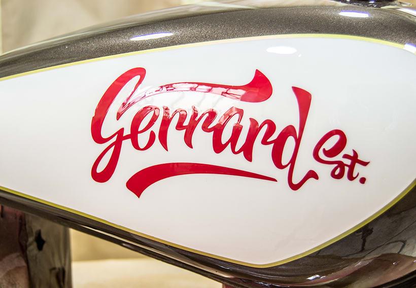 Gerrard St. 6