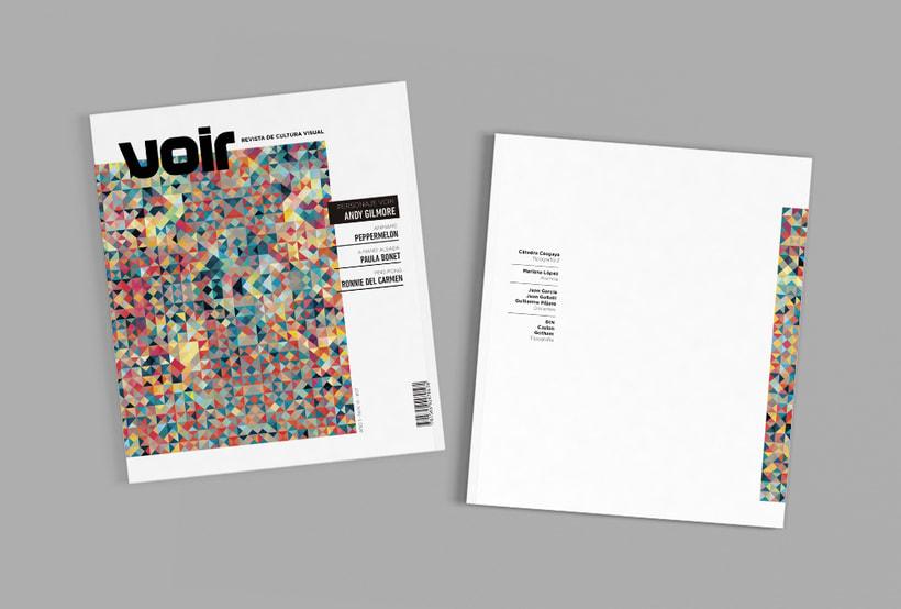 Revista Voir 1