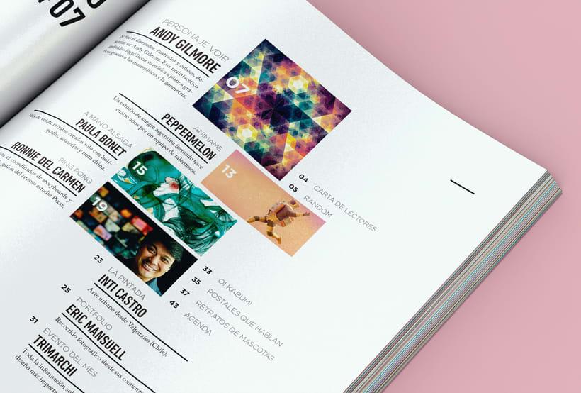 Revista Voir 2