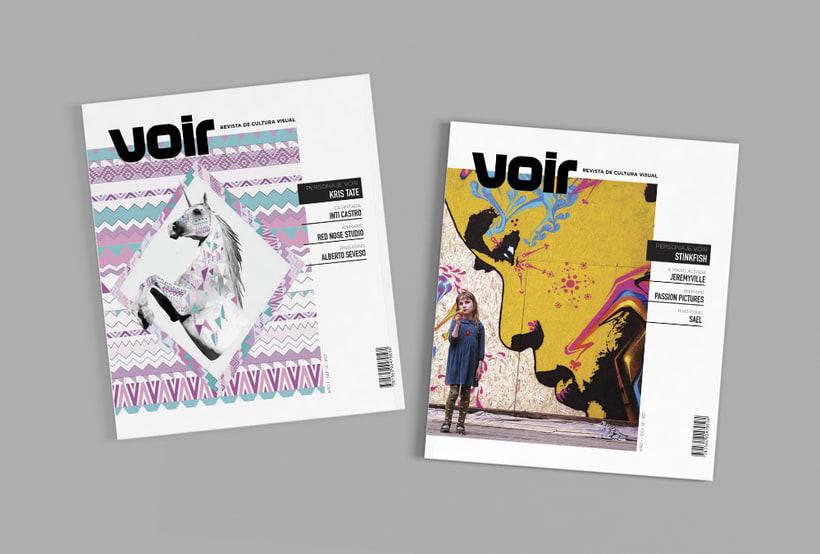 Revista Voir 8