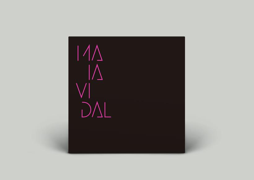 Vinilo Maia Vidal 1