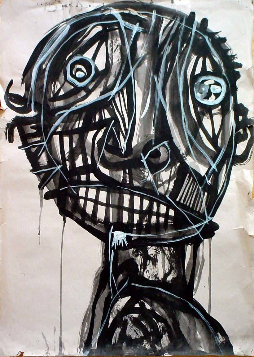 BlackBlood. Exposicion de pintura. Galeria Arte&Diseño. 2