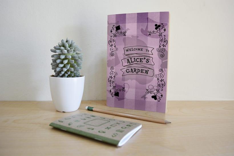 Evento Welcome to Alice's Garden -1