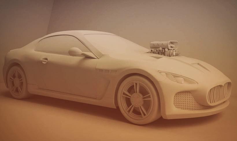 3D Car -1