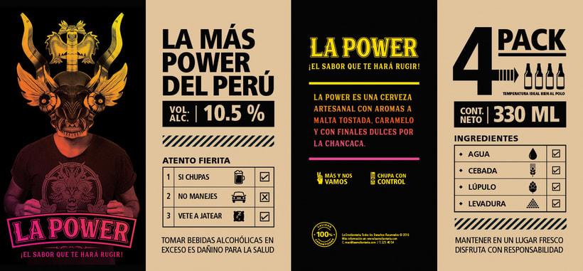 La Power 10