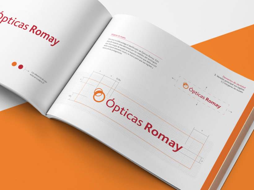 Rediseño Ópticas Romay 5