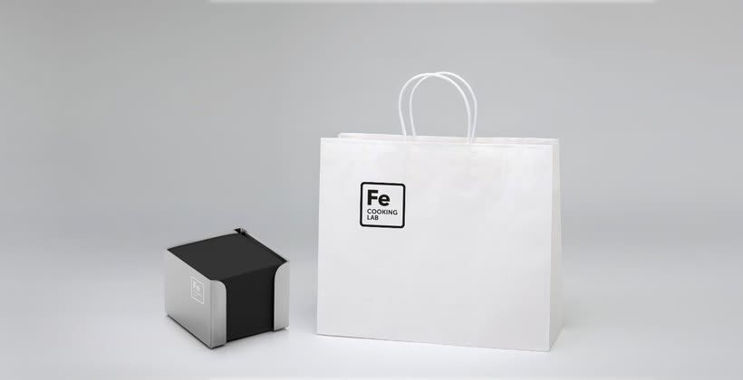 Fe / COOKING LAB / Branding 2