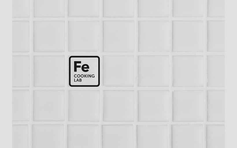 Fe / COOKING LAB / Branding 7