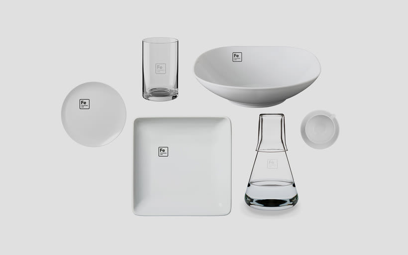 Fe / COOKING LAB / Branding 0