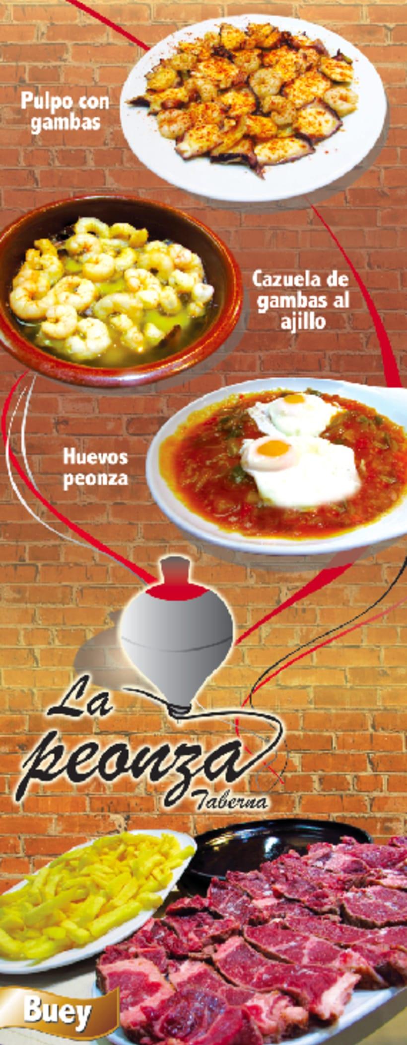 Piezas Restaurantes 2