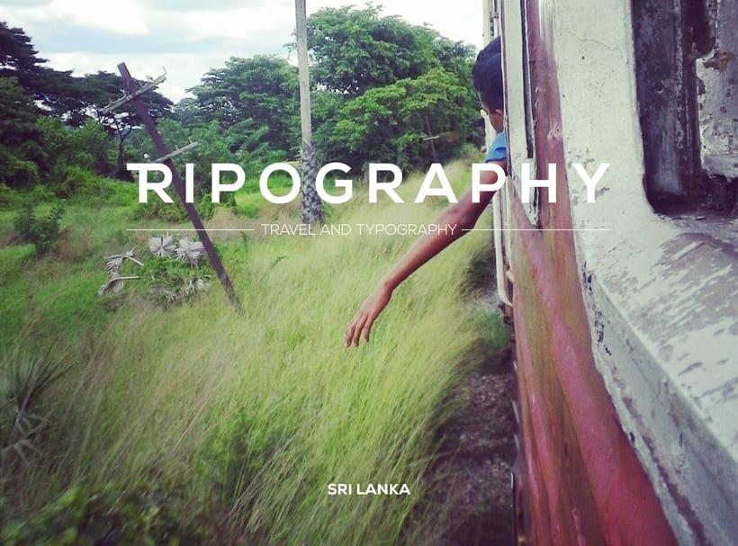 Tripography SRI LANKA 0