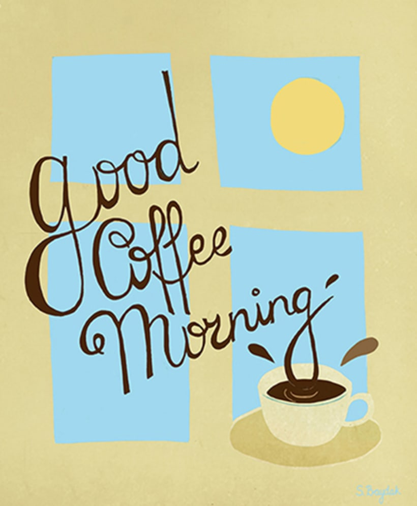 Good Coffee Morning 0