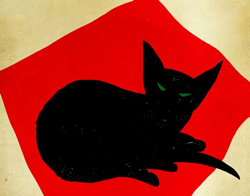 Black Cat 0
