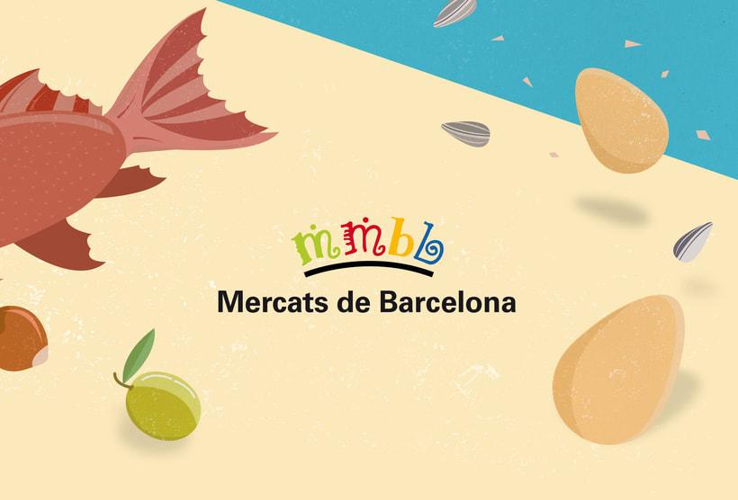 Mercats de Barcelona 0