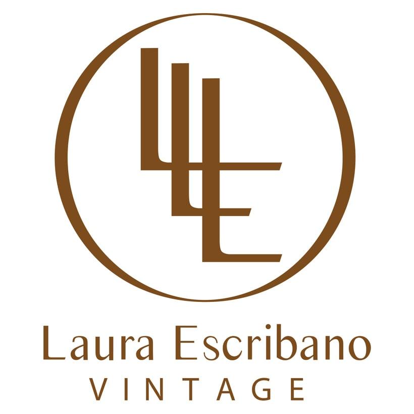 Laura Escribano Vintage | Identidad 0